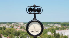 The Cup Anemometer Stock Footage