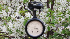 The Cup Anemometer 3 - stock footage
