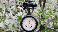 The Cup Anemometer  12 - stock footage