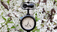 The Cup Anemometer 7 - stock footage