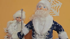 Christmas Santa Claus Stock Footage
