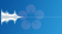 Cybernetic Weapon Burst Gun Shot 23 - sound effect