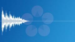 Cybernetic Weapon Burst Gun Shot 16 - sound effect