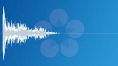 Cybernetic Weapon Burst Gun Shot 5 - sound effect