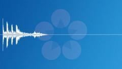 Cybernetic Weapon Burst Gun Shot 3 Sound Effect