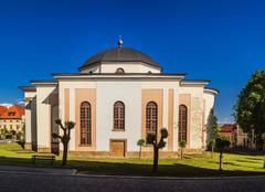 Stock Photo of Evangelical church in Levoca