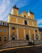 Church of St. Anthony Franciscan in Poznan, Poland - stock photo