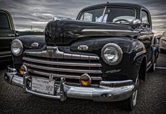 Oldsmobile Coupe Stock Photos