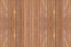New teak wooden wall texture for background Stock Photos