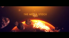Stock After Effects of Spaceline Toolkit V.1