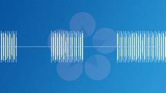 Digital Text Typing 03 Sound Effect