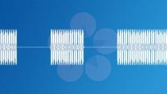 Digital Text Typing 02 Sound Effect