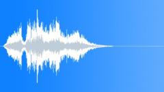 Male choir victory phrase 2 - sound effect