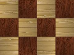Parquet pattern semless - stock illustration
