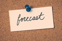 Forecast Stock Photos