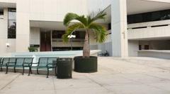 Miami Dade Community College Miami Stock Footage