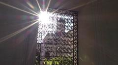 Holy Cross Church Stock Footage