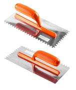 New construction trowel Stock Photos