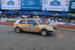 Kocaeli Rally - stock photo