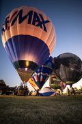 Temecula Hot Air Balloon Festival - stock photo