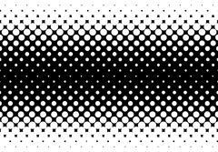 White Holes Background Stock Illustration