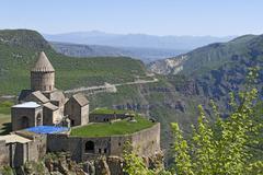 Tatev Monastery, Armenia Stock Photos