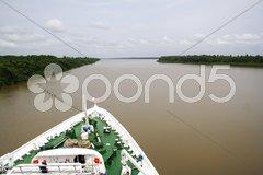 Amazon Cruise Stock Photos