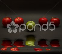 Apple Exception Stock Photos