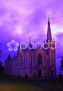 Parish Church - stock photo