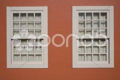 Portuguese Windows - stock photo