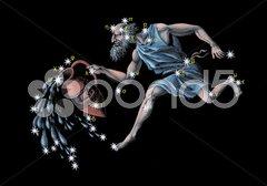Stock Illustration of Aquarius