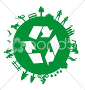 Clean world Stock Photos