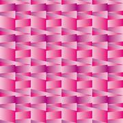 Delicate seamless pattern with pink and violet decorations silk effect Stock Illustration