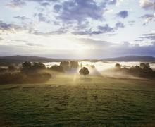 Limousin, France - stock photo