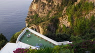 Stock Video Footage of Amalfi Coast Italy 4K Stock Video Footage