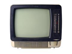 Retro TV Stock Photos