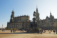 Dresden,Germany - stock photo
