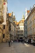 Dresden,Germany - stock photo