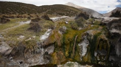 Stock Video Footage of Mountains of Altiplano
