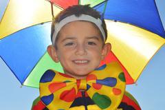 Stock Photo of Happy child
