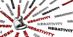 Negativity Stock Illustration