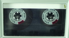 Audio Cassette Player - stock footage