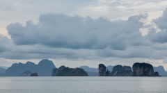 Andaman Sea Stock Footage