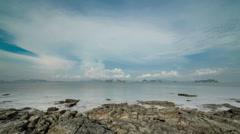 Andaman Sea - stock footage
