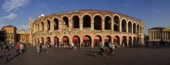 Arena di Verona in Italy Stock Photos