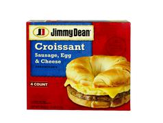 Jimmy Dean croissants. - stock photo