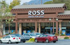 Ross Dress for Less Store Exterior - stock photo