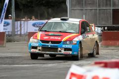 Kocaeli Rally Stock Photos