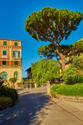 Sorrento is one of the most expensive resorts. beautiful view - stock photo