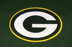 Stock Photo of Green Bay Packers emblem